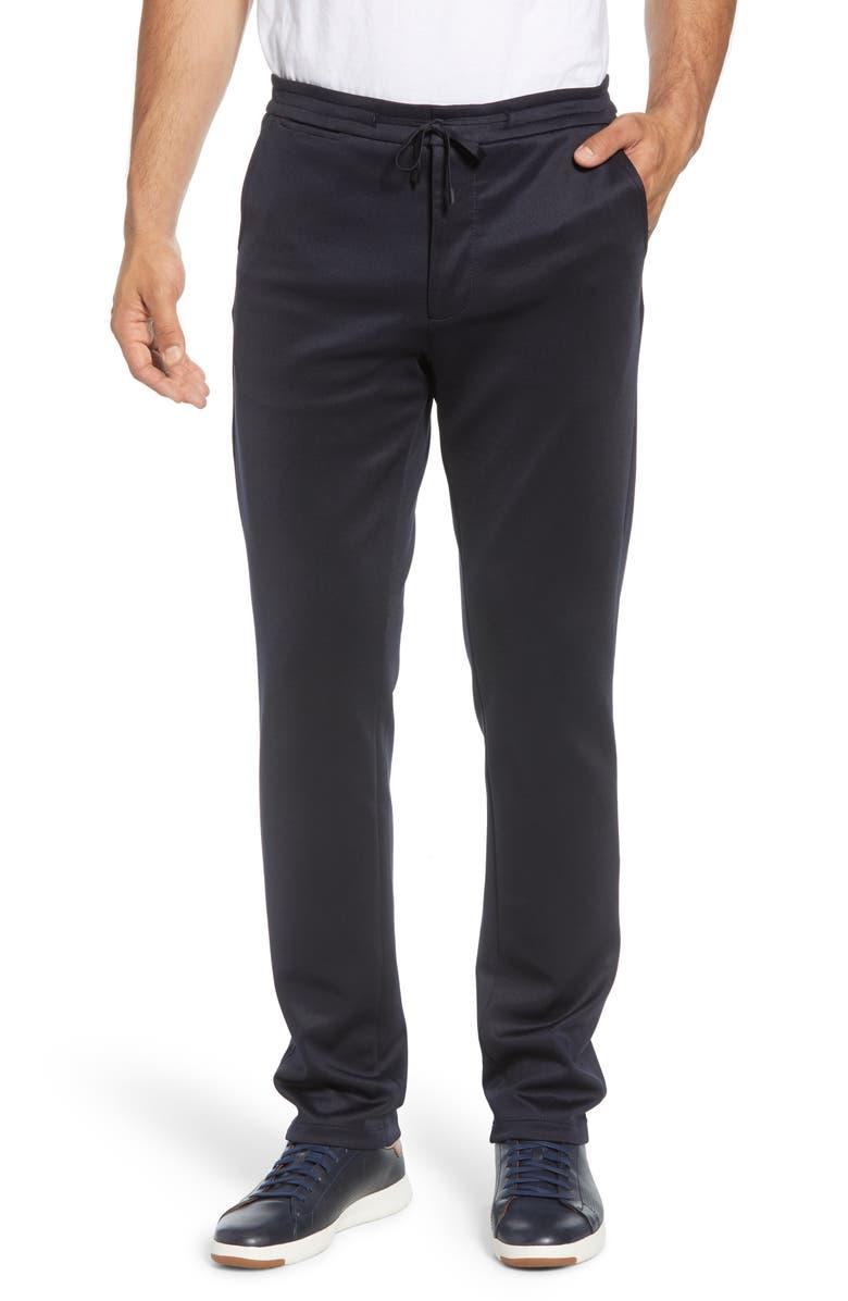 BUGATCHI Sweatpants, Main, color, NAVY