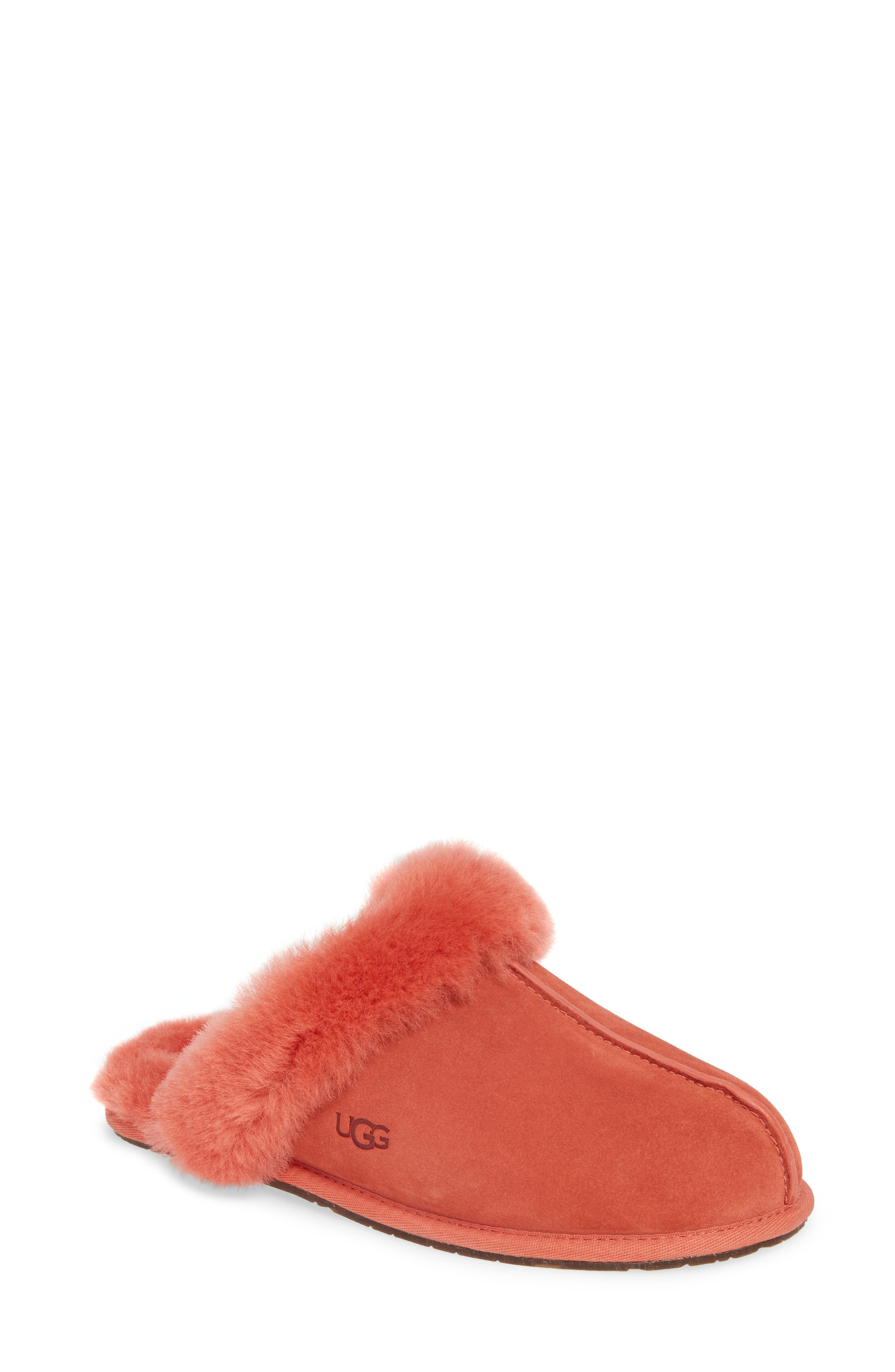 ,                             Scuffette II Water Resistant Slipper,                             Main thumbnail 7, color,                             820