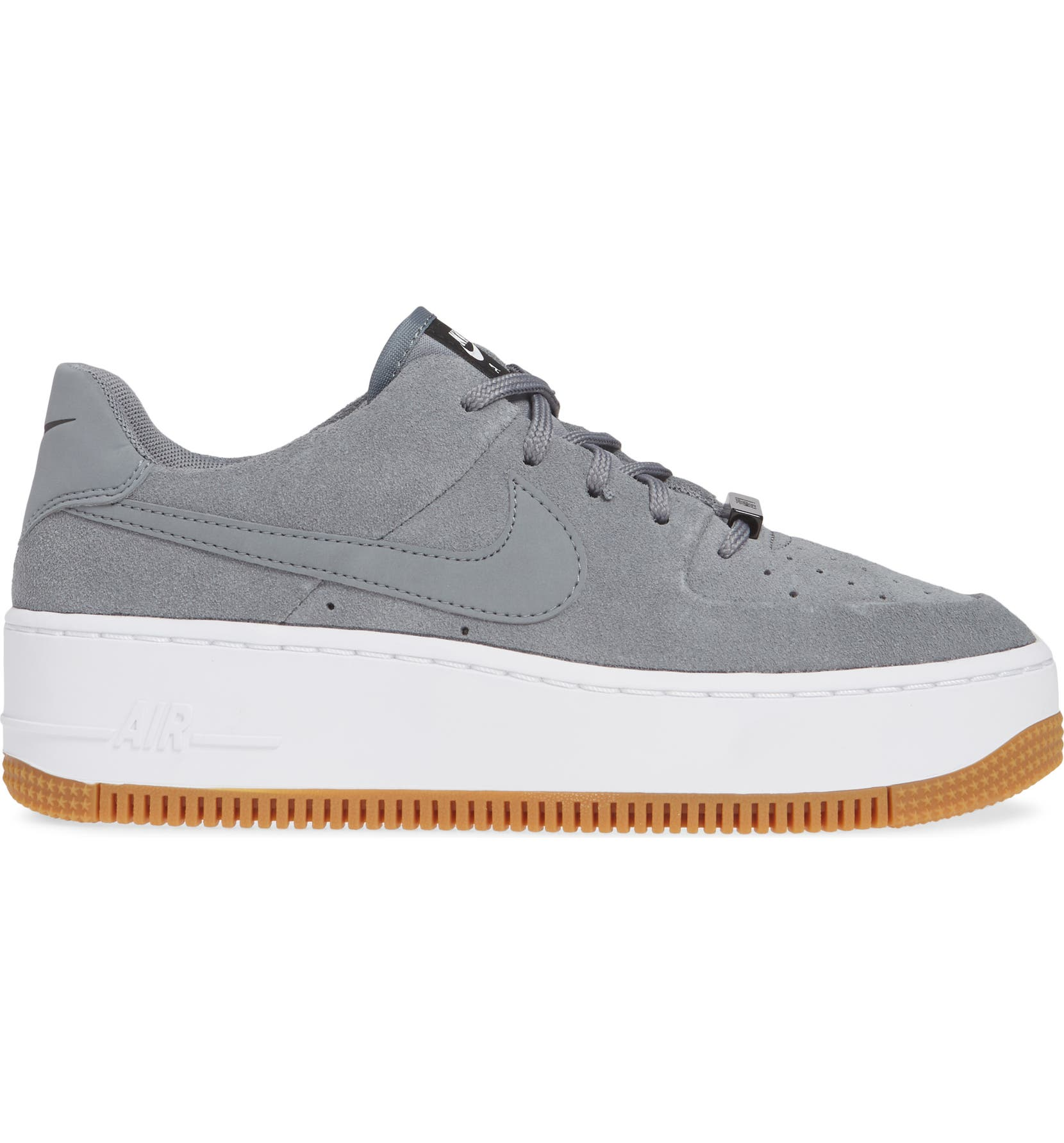 picked up factory outlets cost charm Air Force 1 Sage Low Platform Sneaker