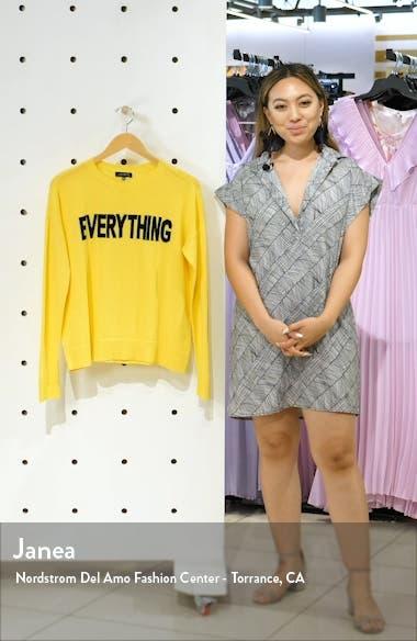 Everything Crewneck Sweater, sales video thumbnail