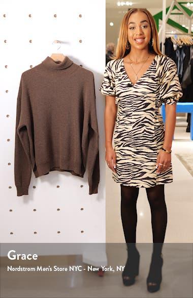 Monday Merino Wool & Cashmere Blend Sweater, sales video thumbnail