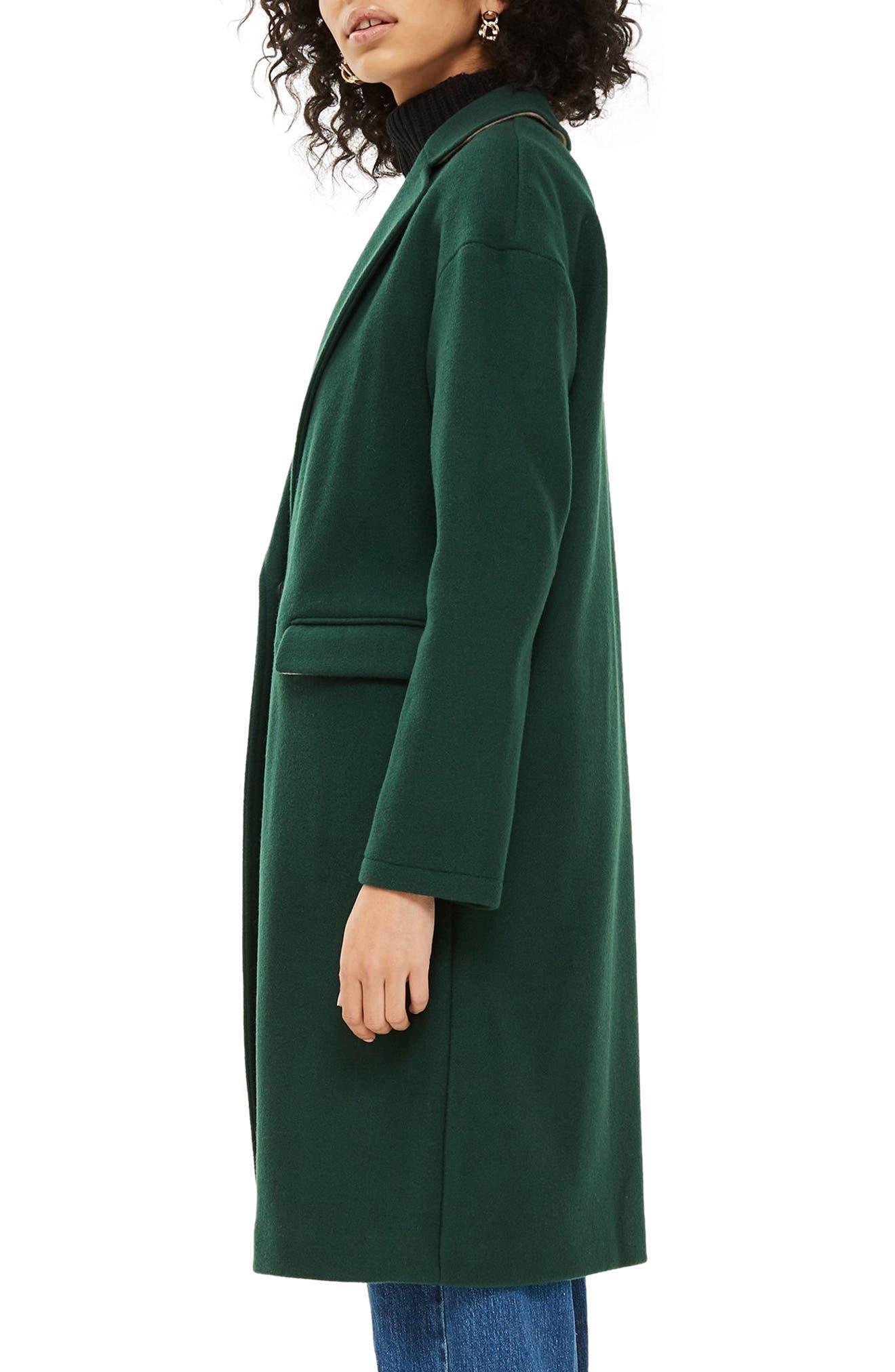 ,                             Lily Knit Back Midi Coat,                             Alternate thumbnail 39, color,                             301