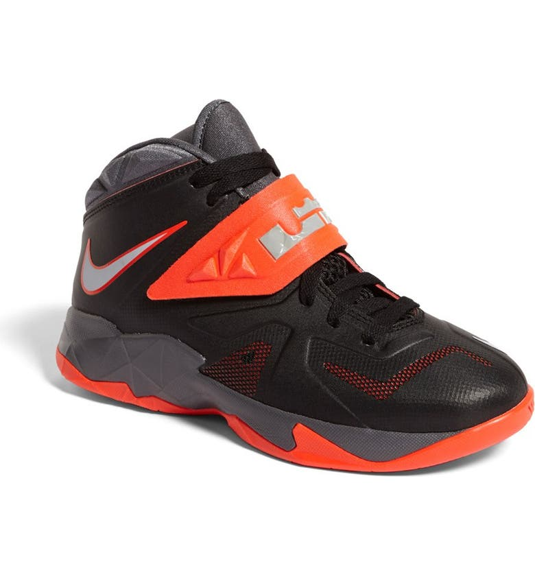 brand new 97d8c 3cbe0  LeBron Zoom Soldier VII  Basketball Shoe, Main, color, ...