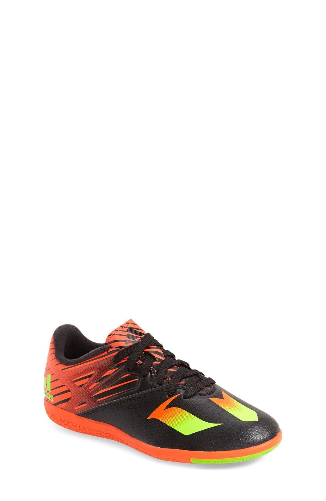 adidas 'Messi 15.3' Indoor Soccer Shoe