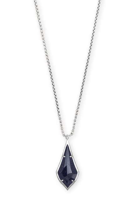 Image of Kendra Scott Olivia Long Pendant Necklace