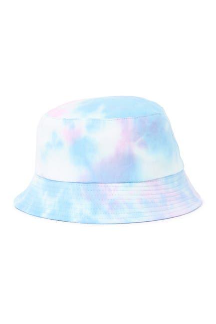 Image of CAPELLI OF NEW YORK Tie Dye Print Bucket Hat