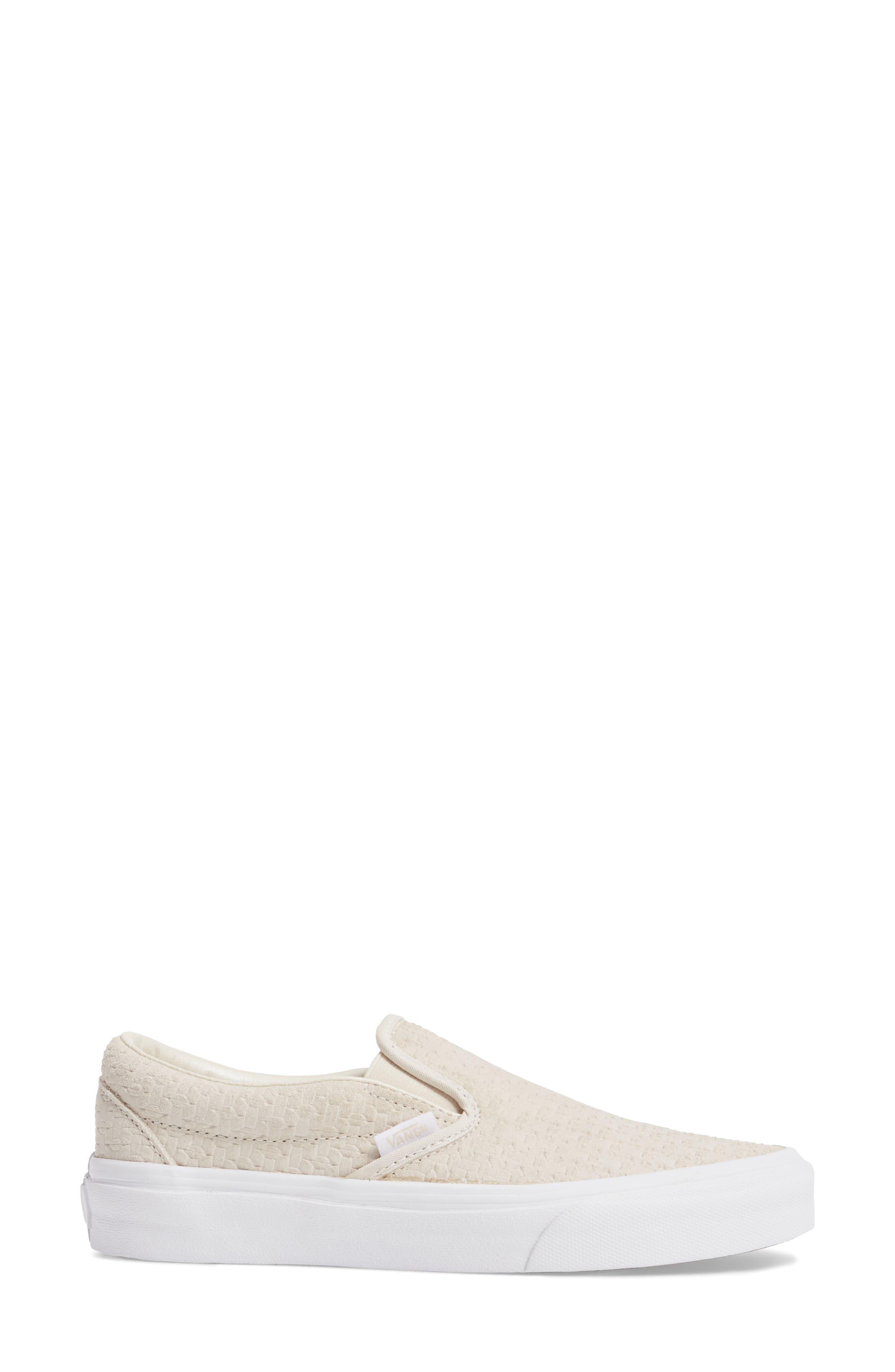 ,                             Classic Slip-On Sneaker,                             Alternate thumbnail 332, color,                             270