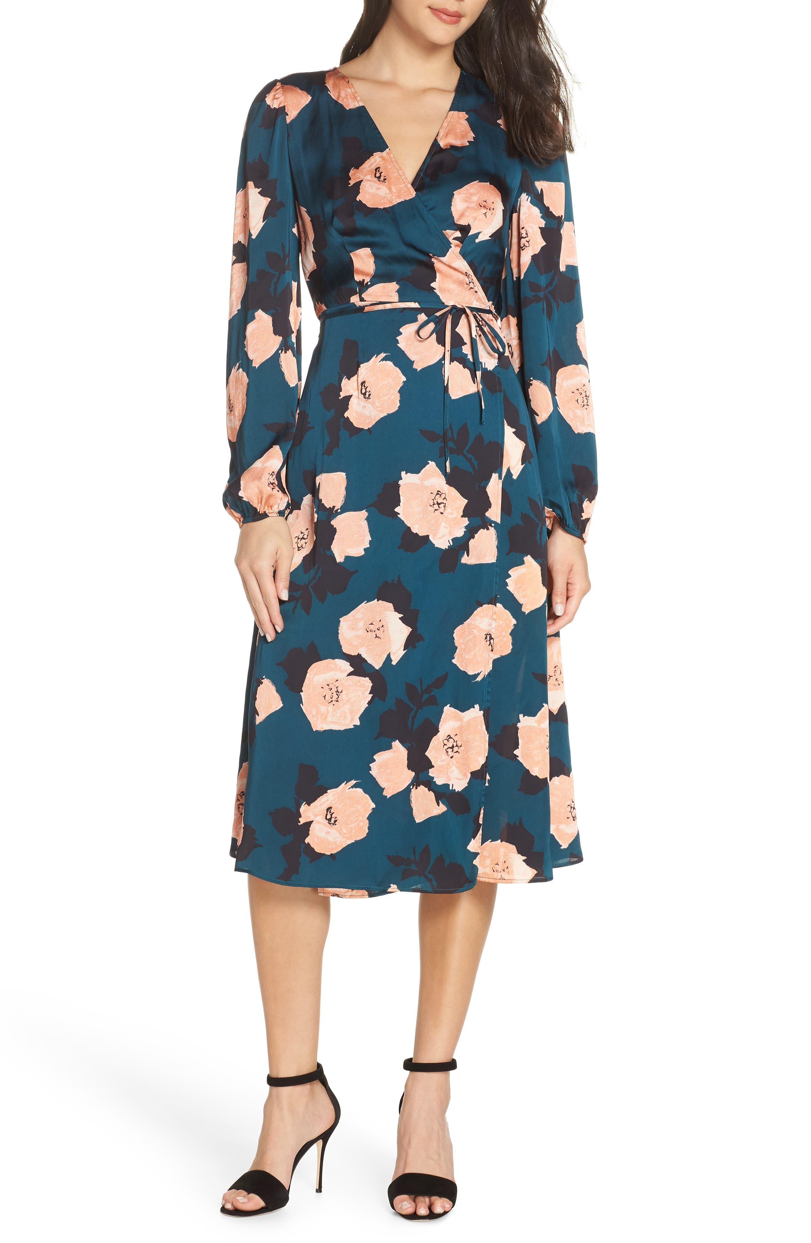 Paige Fontaine Midi Dress