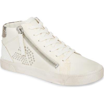 Dolce Vita Zonya Sneaker, White