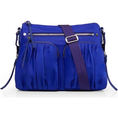 Mz Wallace Paige Crossbody Bag - Blue