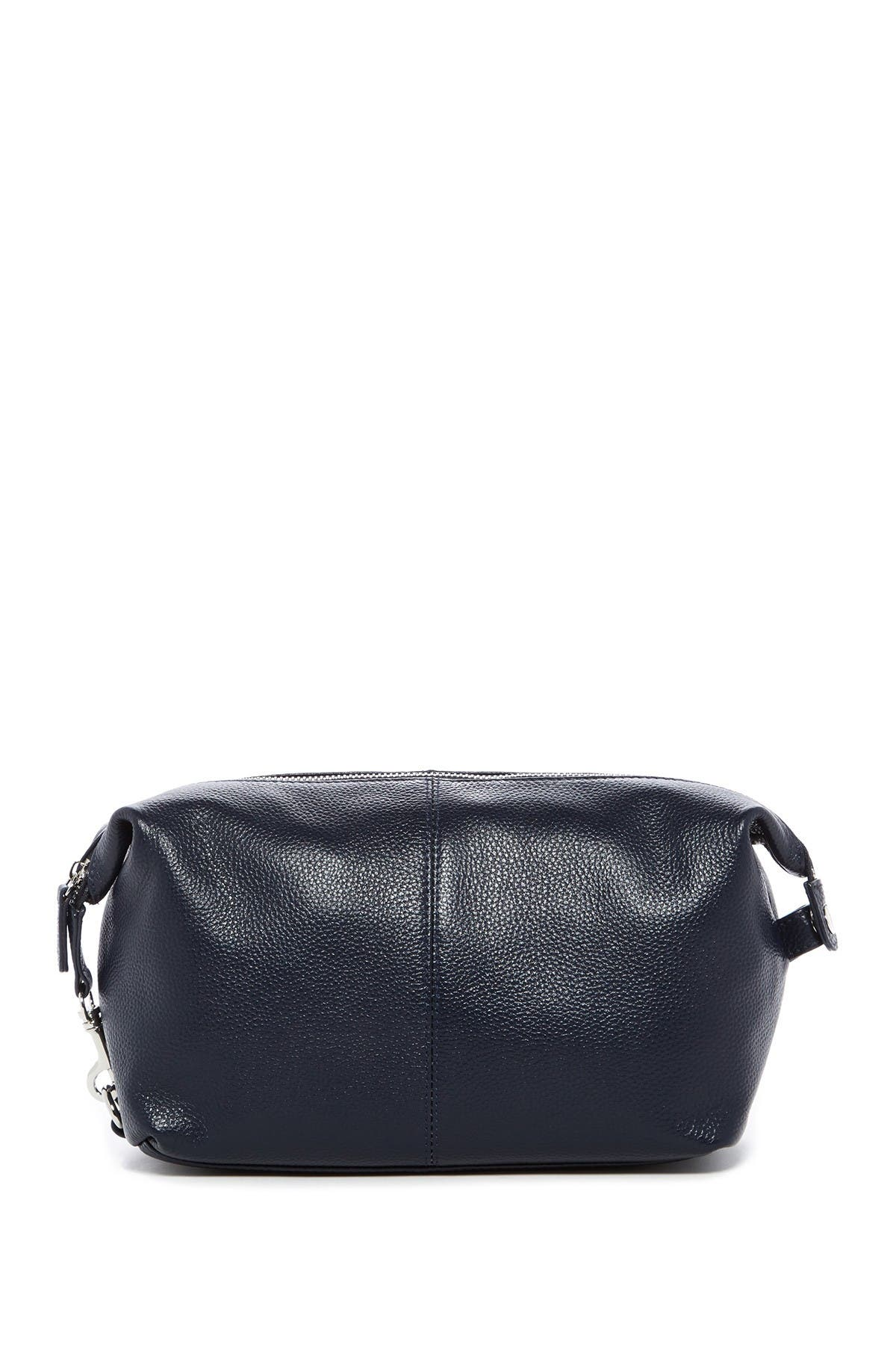 Image of Brouk & Co Stanford Genuine Leather Toiletry Bag