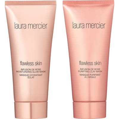 Laura Mercier Full Size Infusion De Rose Mask Duo