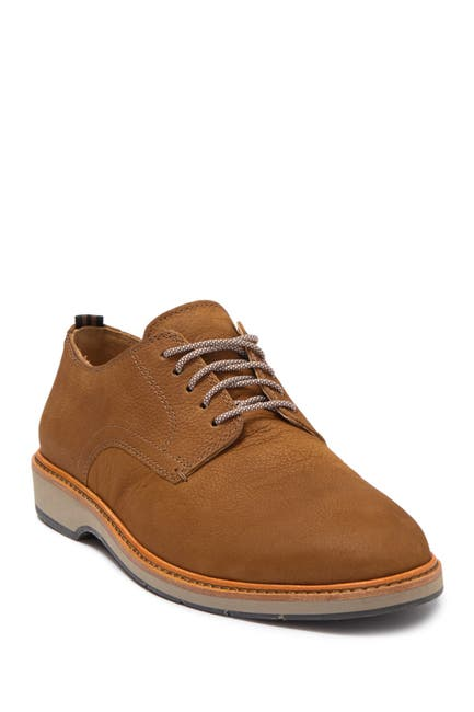 Image of Cole Haan Morris Plain Toe Leather Oxford - Wide Width Available