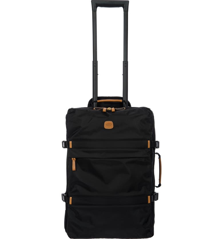 BRIC'S Montagna 21-Inch Wheeled Carry-On, Main, color, 001