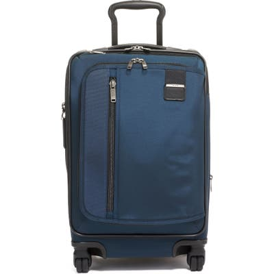 Tumi Merge 22-Inch International Expandable Rolling Carry-On - Blue