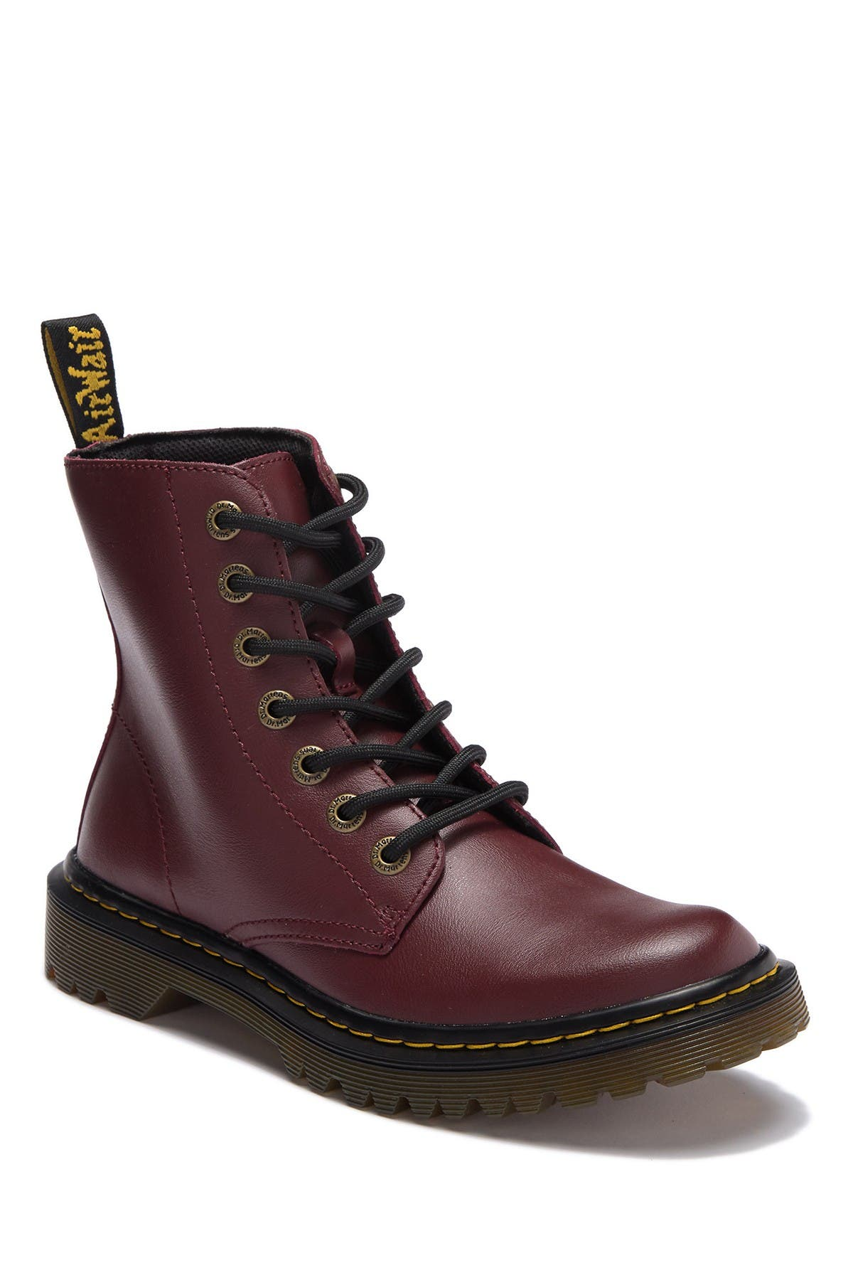 Image of Dr. Martens Luana Leather Lace-Up Boot