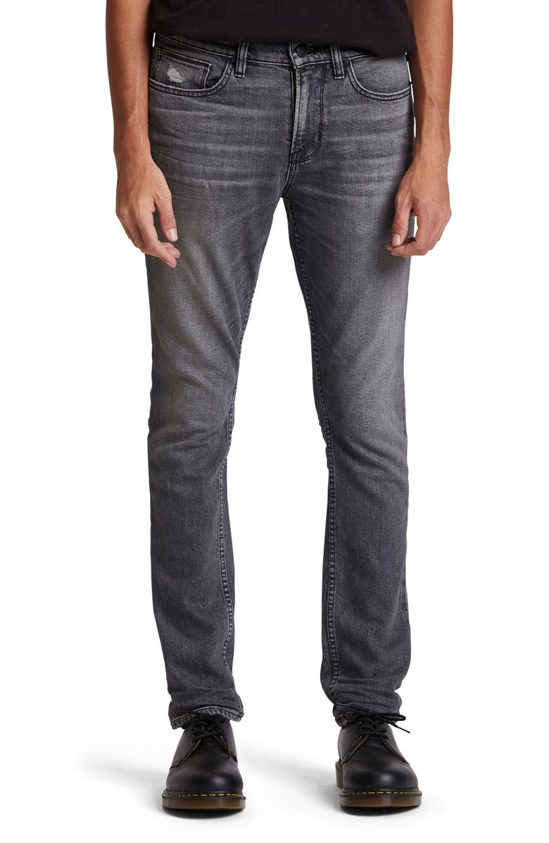 HUDSON JEANS Axl Skinny Fit Jeans, Main, color, ATTACK