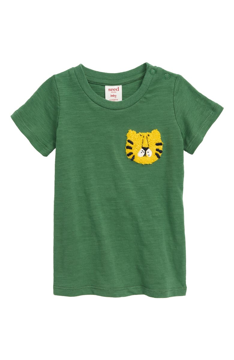 SEED HERITAGE Lion T-Shirt, Main, color, 300