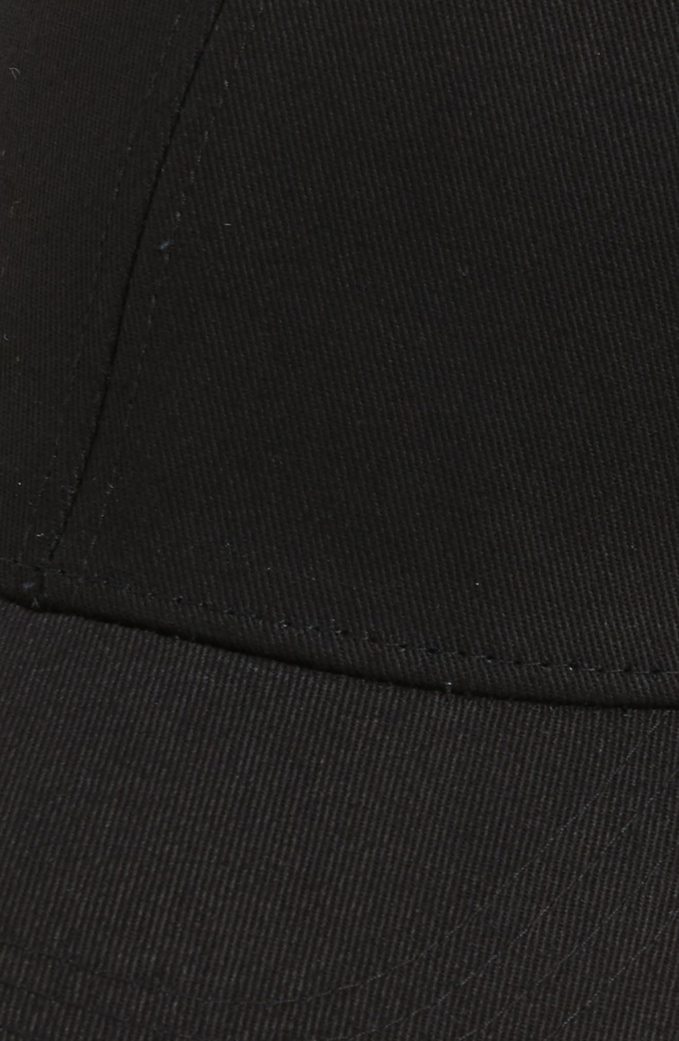,                             Cotton Twill Ball Cap,                             Alternate thumbnail 2, color,                             001