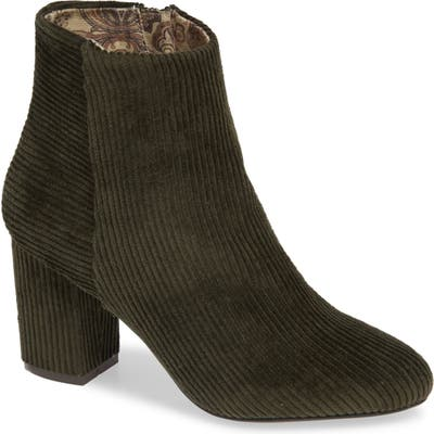 Band Of Gypsies Andrea Bootie, Green