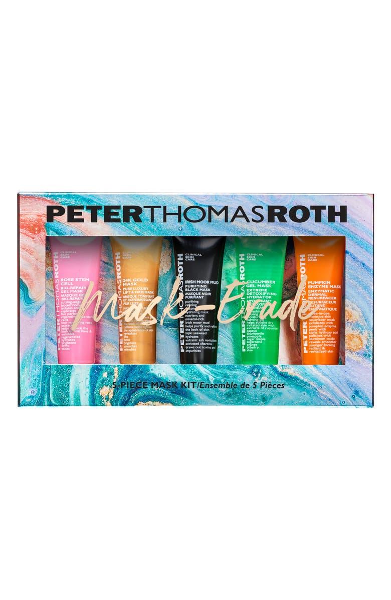PETER THOMAS ROTH Mask-Erade Travel Size Mask Set, Main, color, NO COLOR