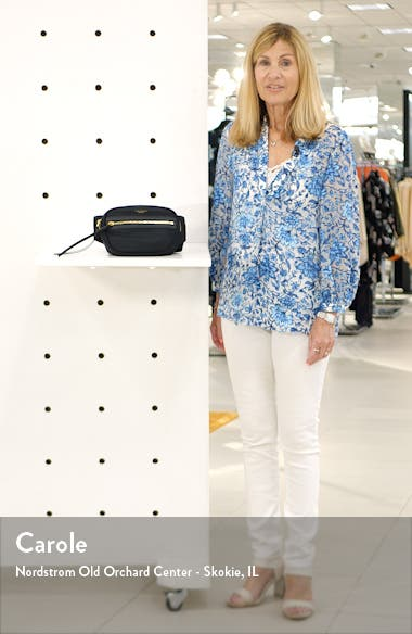 Perry Nylon Belt Bag, sales video thumbnail