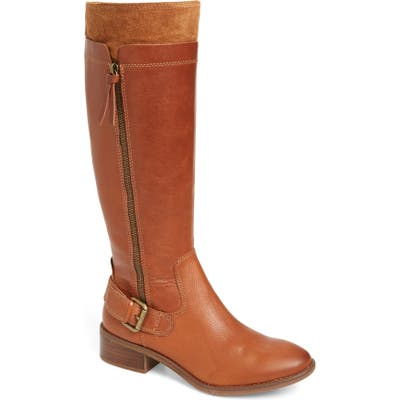Comfortiva Corozal Knee High Boot, Brown