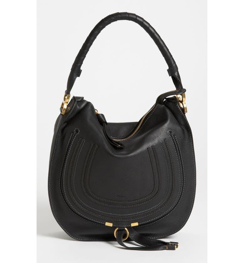 5ffc44030 'Marcie - Medium' Leather Hobo, Main, color, ...