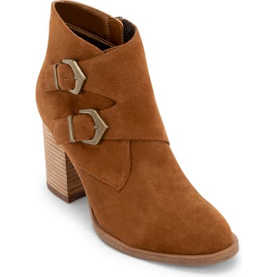 Blondo Sofia Waterproof Bootie- Brown