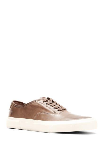 Image of Frye Ludlow Leather Bal Oxford Sneaker