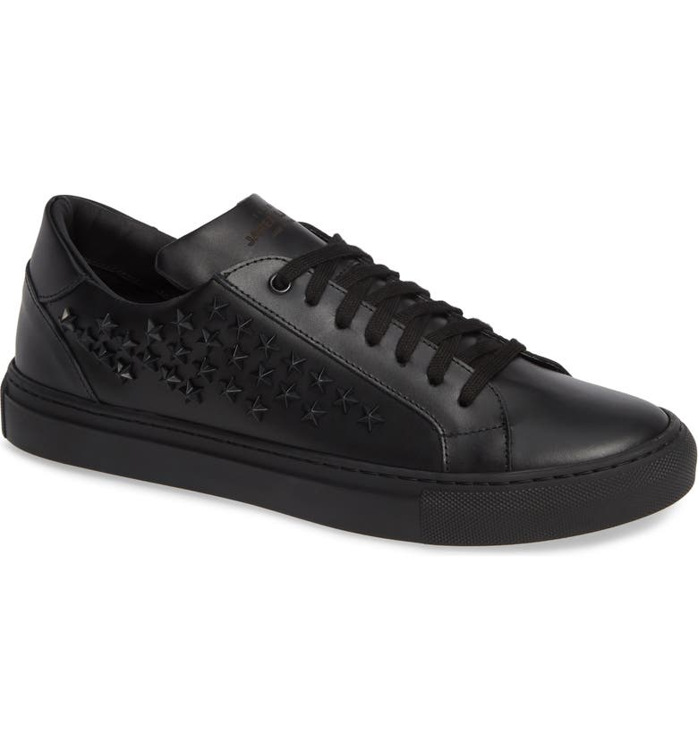 JARED LANG Rome Sneaker, Main, color, 001