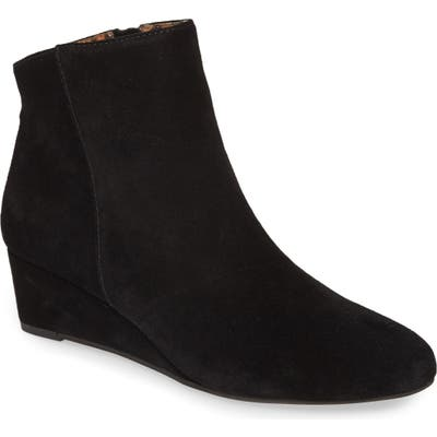 Seychelles Sultry Wedge Bootie, Black