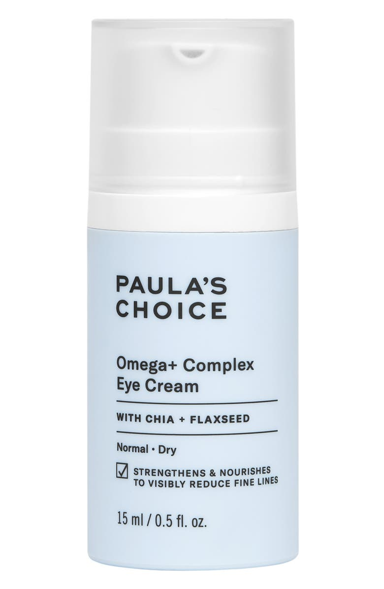 PAULA'S CHOICE Omega+ Complex Eye Cream, Main, color, NO COLOR