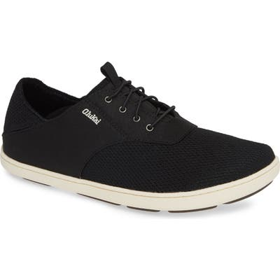 Olukai Nohea Moku Sneaker, Black