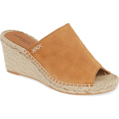 Patricia Green Shen Espadrille Mule, Brown