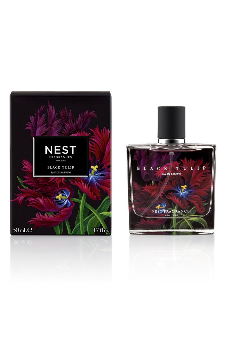 NEST FRAGRANCES Black Tulip Eau de Parfum Spray, Main, color, NO COLOR