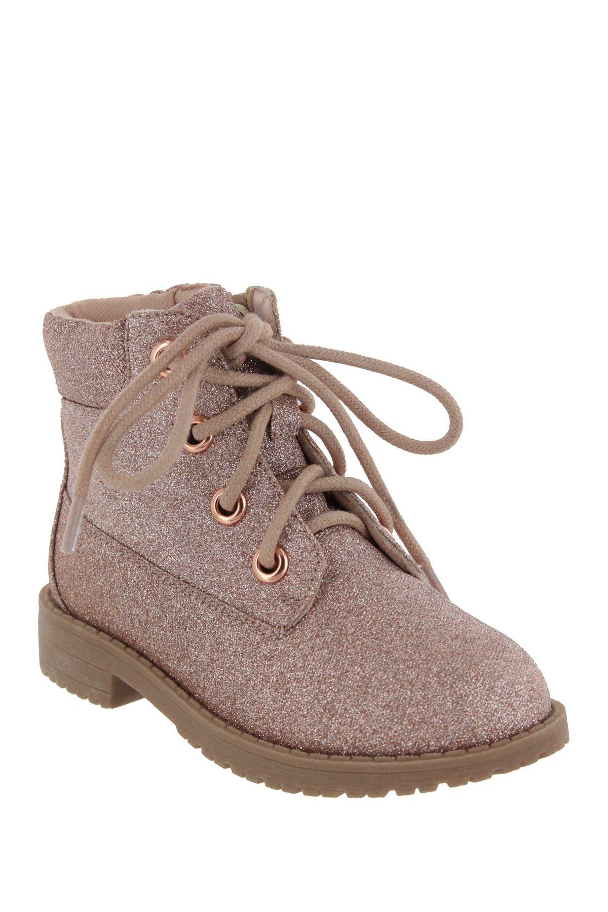 MIA Everly Glitter Boot
