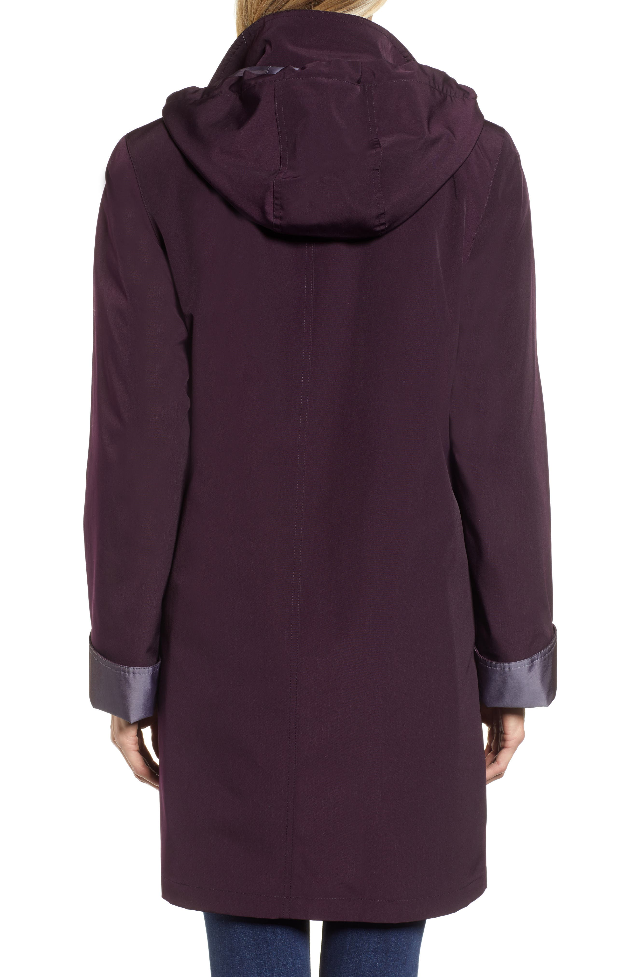 ,                             Detachable Hood & Liner Raincoat,                             Alternate thumbnail 9, color,                             518