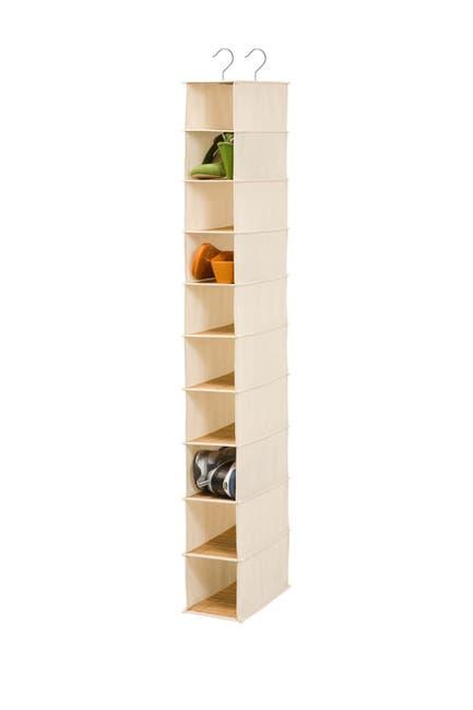 Image of Honey-Can-Do 10 Shelf Shoe Organizer