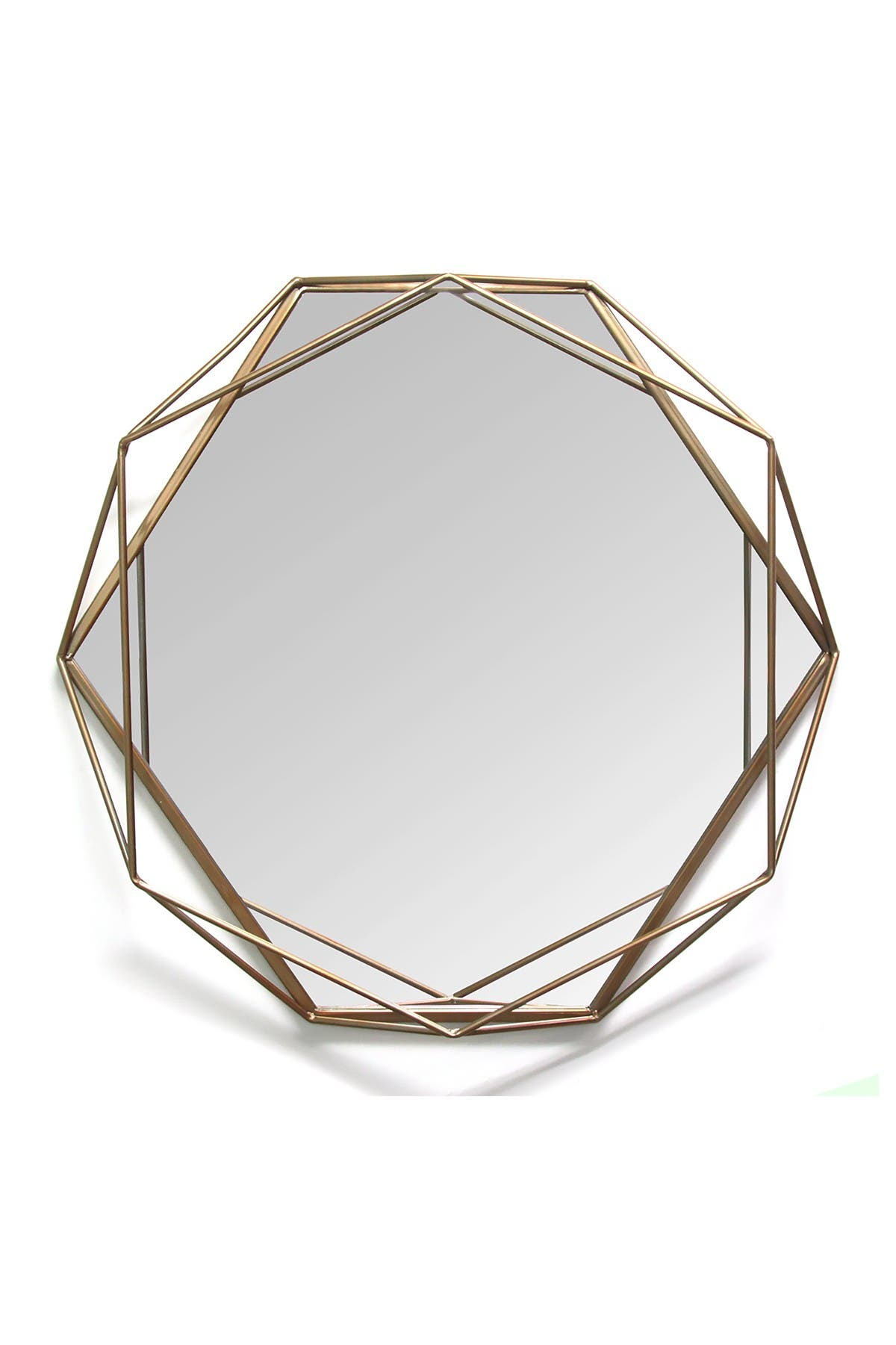 Stratton Home Gold Chloe Wall Mirror at Nordstrom Rack