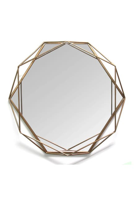 Image of Stratton Home Gold Chloe Wall Mirror