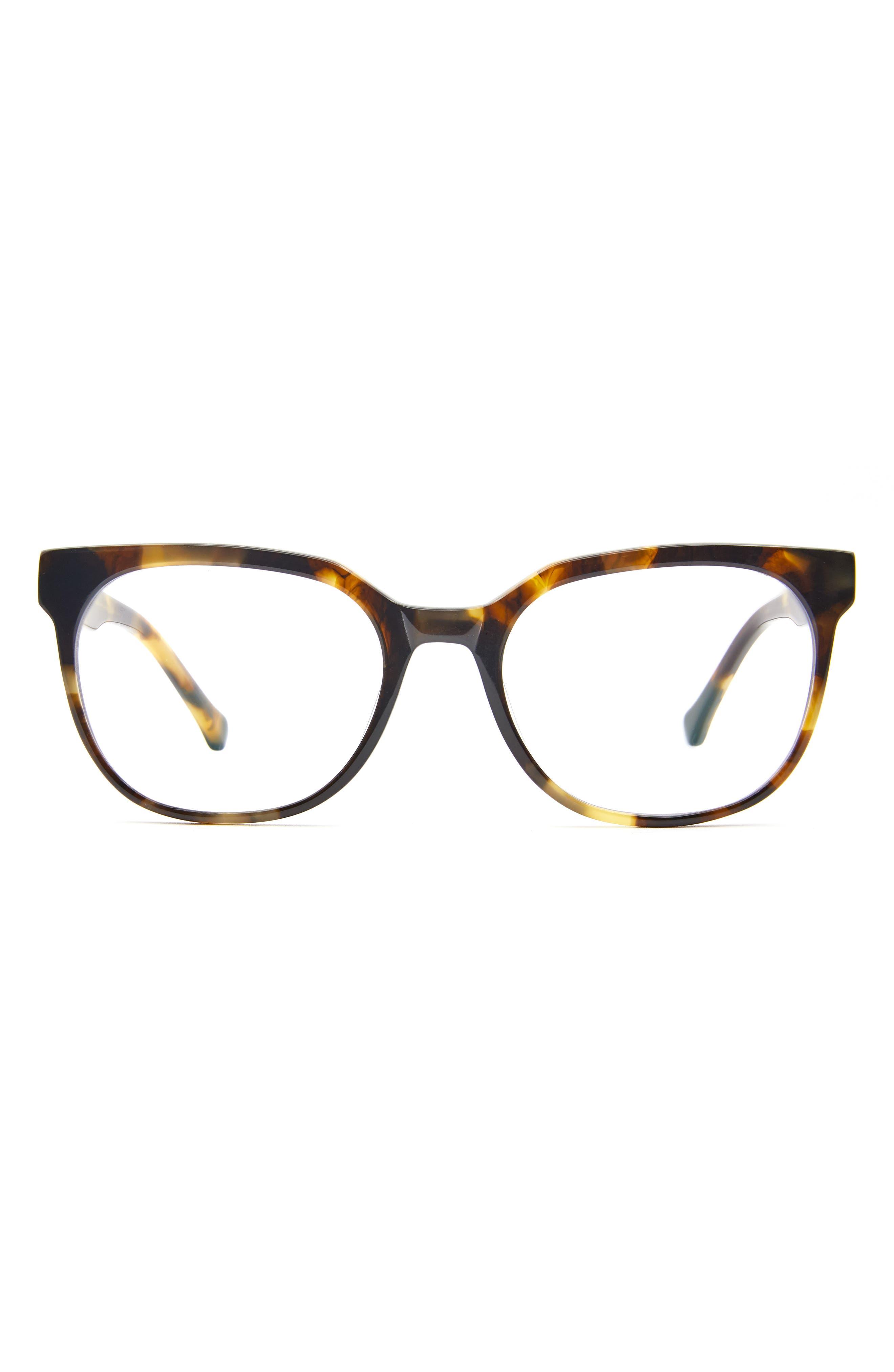 Kelvin 52mm Round Blue Light Blocking Glasses