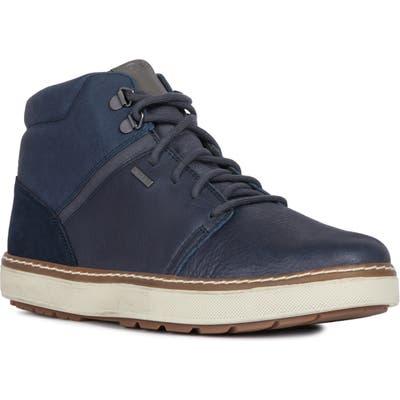 Geox Mattias Abx Waterproof Sneaker, US / 44EU - Blue