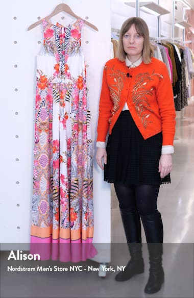 Laniah Samba Maxi Dress, sales video thumbnail