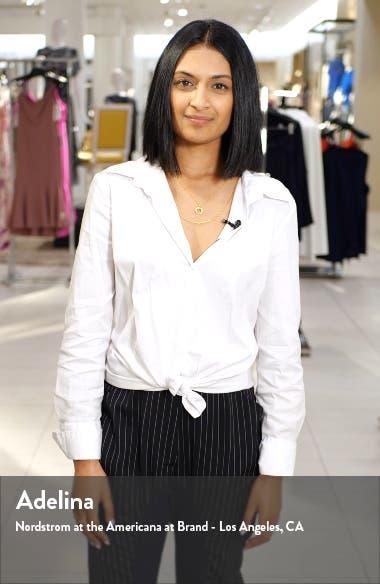 Mystrip Sequin Stripe Sweater, sales video thumbnail