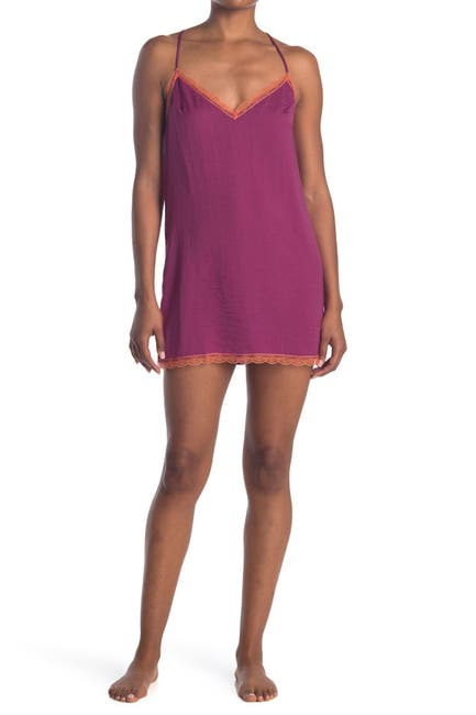 Image of Midnight Bakery Oriana Solid Chemise