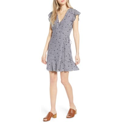 Rails Leanne Ruffle Wrap Dress