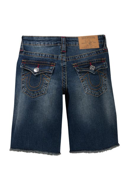 Image of True Religion Slim Single End Shorts