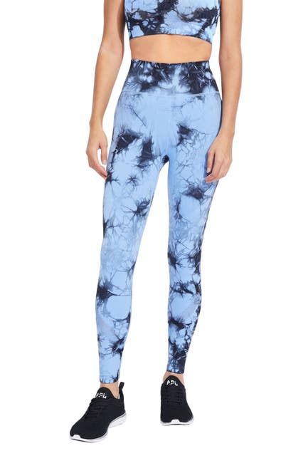 Image of SoulCycle Downtown Seamless Tights
