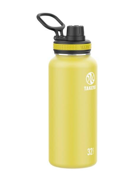 Image of Takeya Lemon Drop 32 oz. Sports Bottle